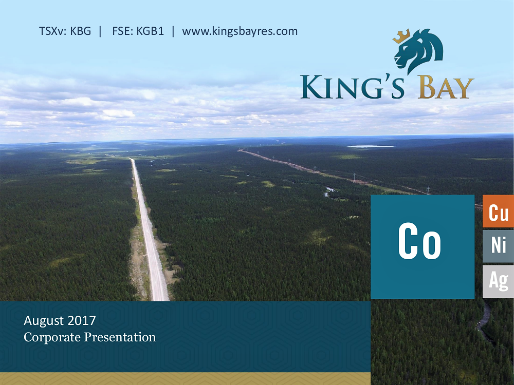 King's Bay Resources