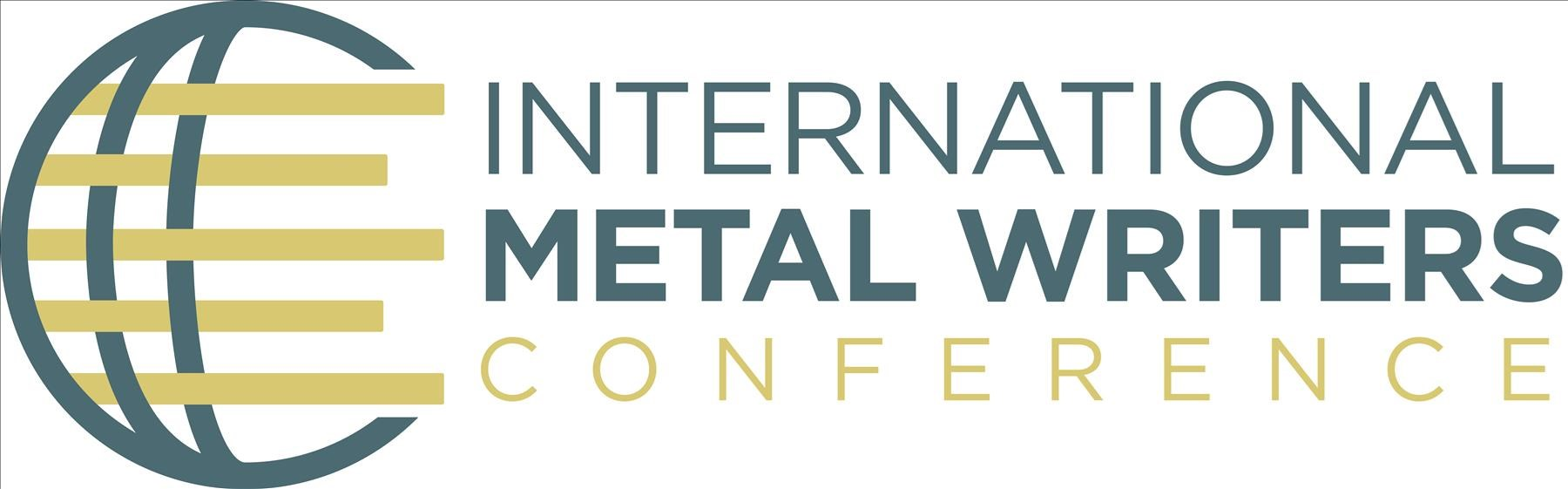 Visit Booth 811 at the Metal Writers Conference in Vancouver May 28-29 2017